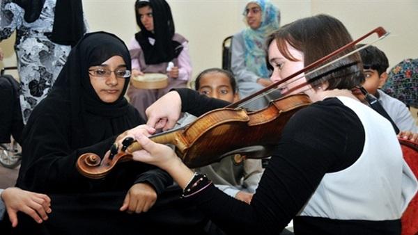 : العلاج بالموسيقى في دبي