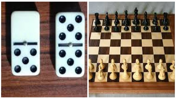 :  الدومينو والشطرنج .. ألعاب ترفع معدل الذكاء