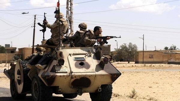 : عضو  مكافحة الإرهاب : جيوش العالم تضم مرتزقة إلا الجيش المصري