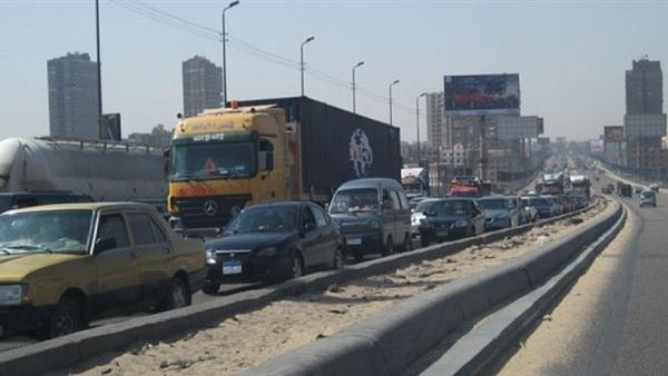 : المرور: كثافات مرتفعة على الطريق الدائري