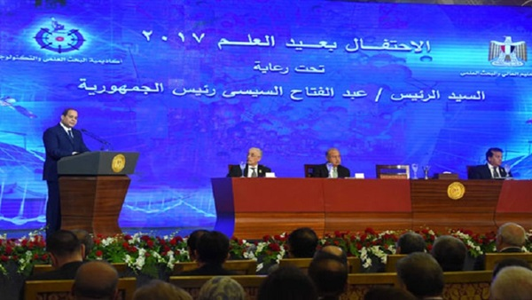 : رئيس جامعة المنصورة يشارك باحتفالية عيد العلم