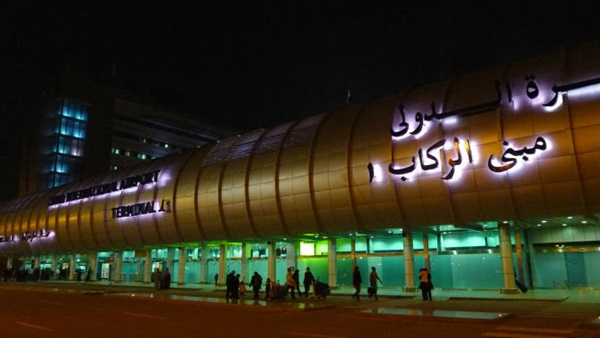 : بعثة التضامن الاجتماعي تغاد مطار القاهرة إلى الأراضي المقدسة
