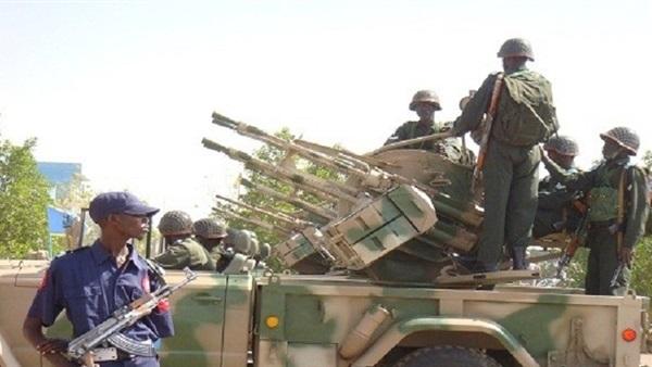: إقفال 63 منفذًا حدوديًا لمنع تهريب السلاح في السودان
