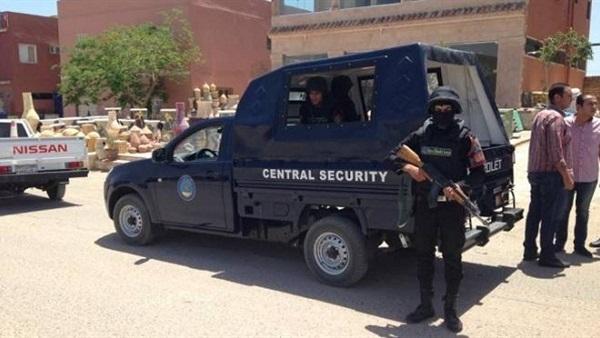 : القبض على «شارون» لقتله عاملا بسبب خلافات مالية بسوهاج