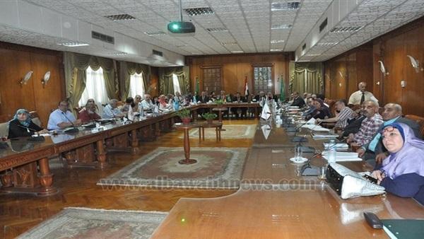 : طوارئ في جامعة المنوفية استعدادًا لأسبوع شباب الجامعات