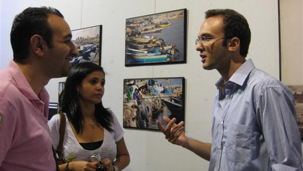 :  صور من غزة  معرض فوتوغرافيا.. الجمعة