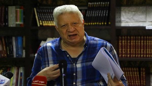 : مرتضى منصور يستعد لتقديم مذكرة للرئاسة للعفو عن الجماهير المحبوسة