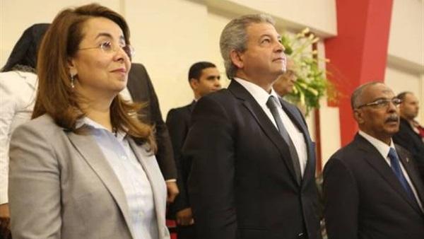 : غدًا.. المؤتمر الختامي لمشروع  أصوات مصر  بحضور وزيري الشباب والتضامن