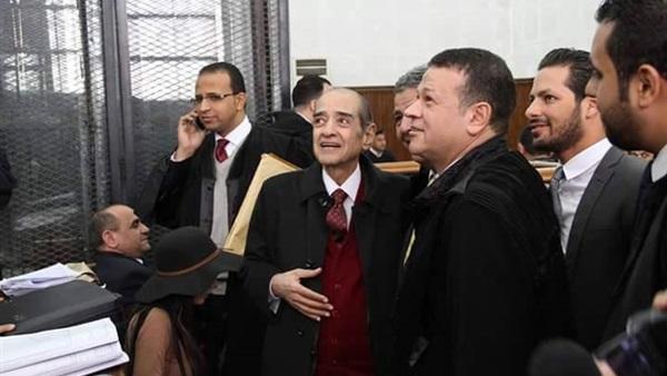 : نظر استئناف دفاع مبارك على قرار التحفظ على أمواله 8 يناير
