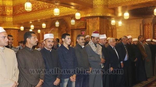 : بالصور.. شرم الشيخ تحتفل بالمولد النبوي في مسجد الصحابة