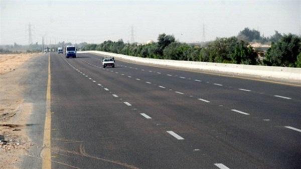 : انتظام الحركة المرورية على طريق  القاهرة الإسكندرية الزراعي