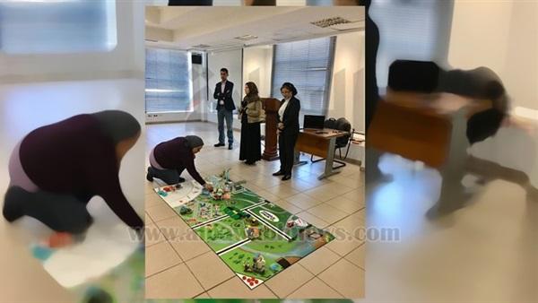:  التعليم  تطلق مسابقة  الروبوت  بمشاركة 1500 طالب