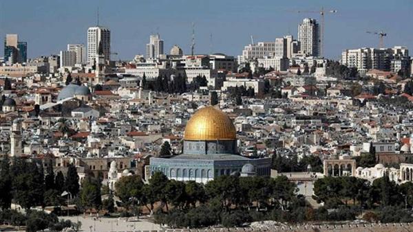 : هاشتاج  القدس_عاصمة_فلسطين_الأبدية يتصدر  تويتر