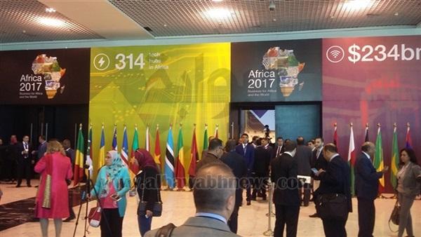 : ضيوف شرم الشيخ يشيدون بمؤتمر  أفريقيا 2017
