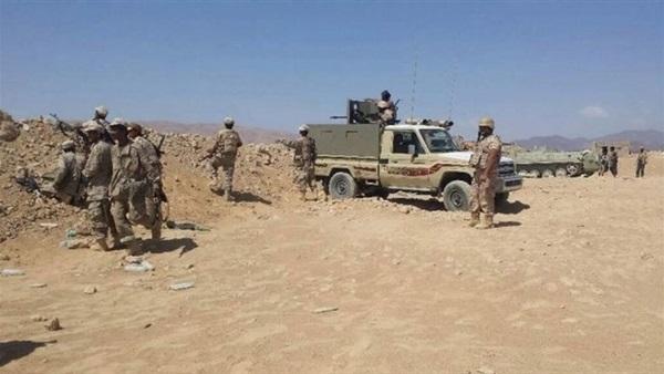 : الجيش اليمني يتمكن من تحرير مواقع جديدة شمال محافظة الجوف
