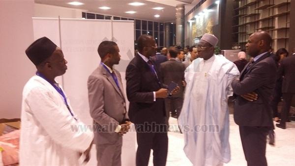 : بالصور.. توافد ضيوف مؤتمر  إفريقيا  لحضور اليوم الختامي