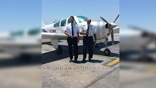 : بدء التحقيق في حادثة طائرة الأكاديمية المصرية للطيران