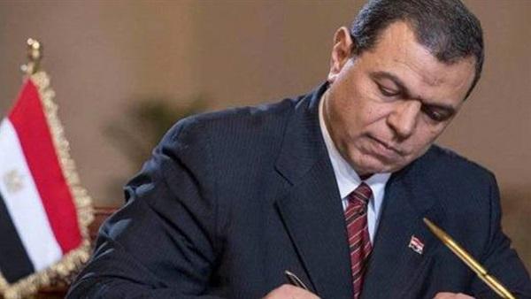 : وزير القوى العاملة: بشائر الخير ظهرت في مصر وستتضح عام 2018