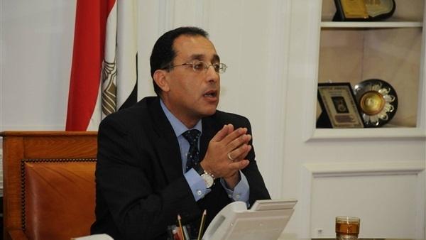 : مدبولي يلتقي وزير القوى العاملة
