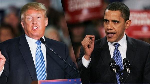 : قناة أمريكية ترصد الفرق بين تعامل  أوباما وترامب  مع احتجاجات إيران