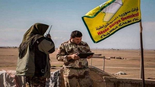 : اشتباكات عنيفة بين  سوريا الديمقراطية  و داعش  بريف دير الزور