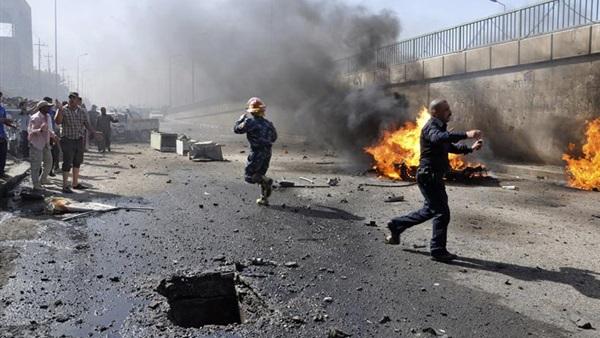 : مقتل 3 عناصر من داعش ومدني في بغداد