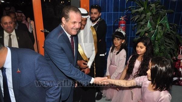 : بالصور.. انطلاق مهرجان الحضارة المصرية في الرياض