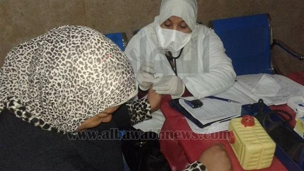 : علاج 1500 مريض في قافلة الصحة بالعجمي