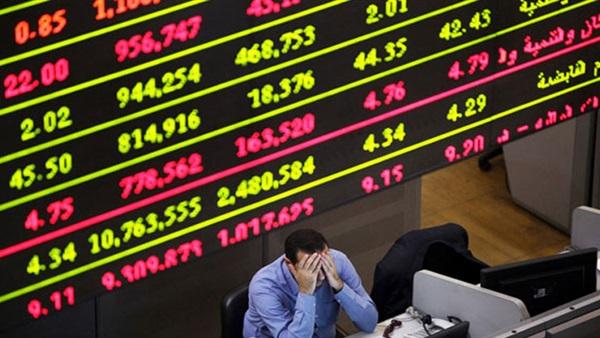 : البورصة تخسر 3.4 مليار جنيه في ختام تعاملات الإثنين