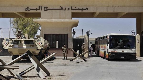 : فتح معبر رفح البري 3 أيام بدءًا من اليوم