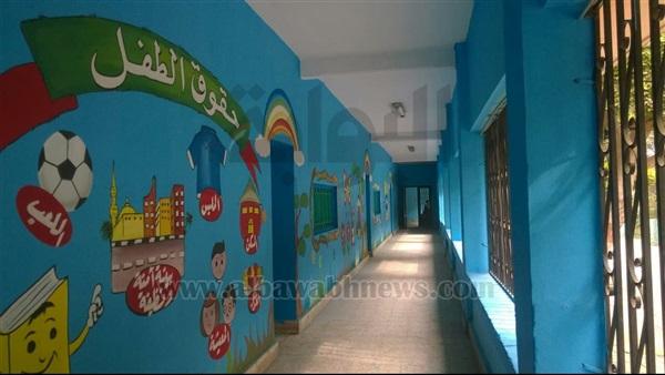 : مدير التربية والتعليم بالجيزة تتفقد مدرسة مصطفى كامل في بولاق
