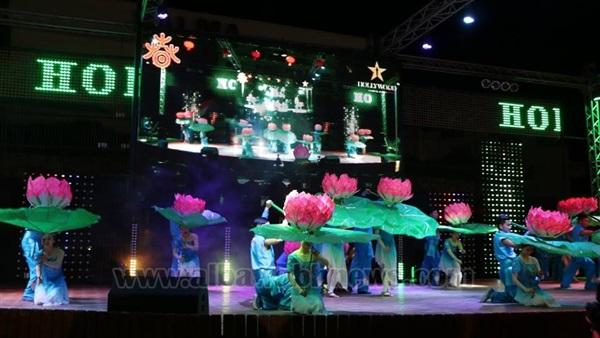 : بالصور.. ختام فعاليات افتتاح مهرجان الربيع الصيني بشرم الشيخ