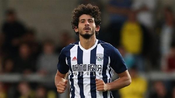 : أحمد حجازي أساسي في مباراة وست بروميتش وتشيلسي