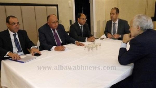 : سامح شكري يلتقي المبعوث الأممي لدى ليبيا في ميونيخ