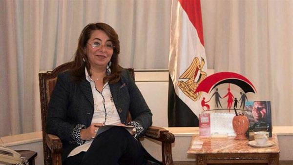 : غادة والي: علاج 4000 مدمن بمستشفى الإسماعيلية العسكري مجانا