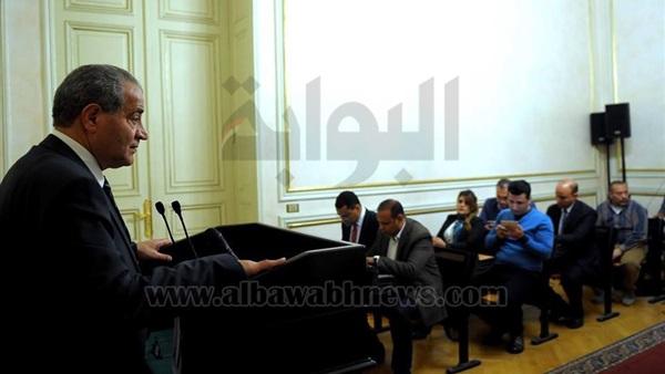 : وزير التموين يصل بني مزار لافتتاح صومعة مصر الوسطى