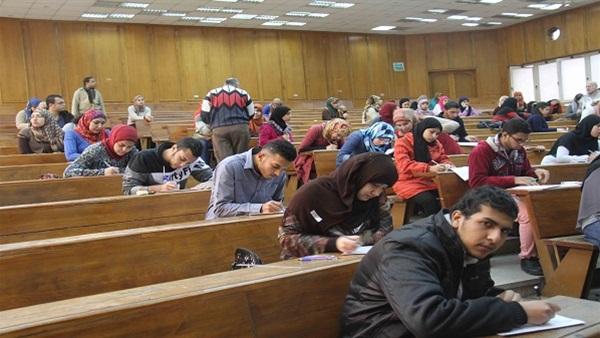 : جامعة الإسكندرية: امتحانات الفصل الدراسي الثاني 26 مايو