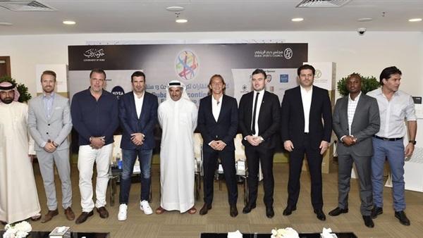 : مجلس دبي الرياضي ينظم كأس القارات تحت 13 سنة بمشاركة 12 دولة