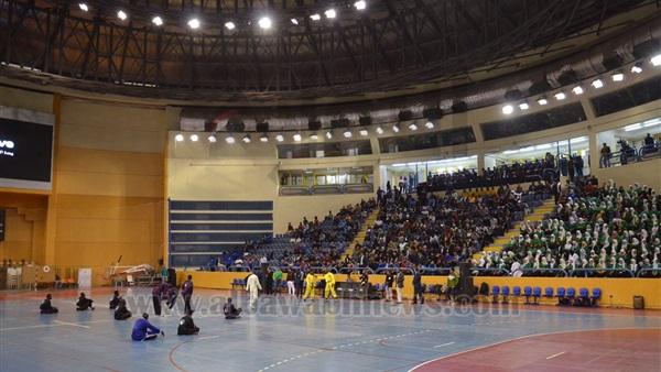 : استاد القاهرة يشهد افتتاح أولمبياد سفراء الأزهر