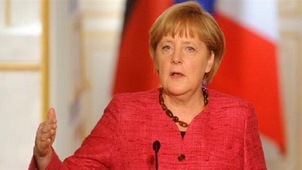 :  ميركل : مؤتمر المانحين إشارة مهمة لمكافحة الإرهاب