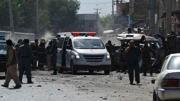 : مقتل وإصابة 7 أشخاص جراء تفجير انتحاري في كابول