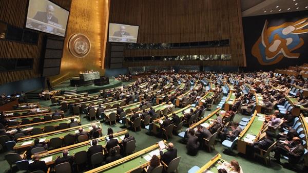 : المحادثات في الأمم المتحدة مستمرة حول وقف إطلاق النار بسوريا