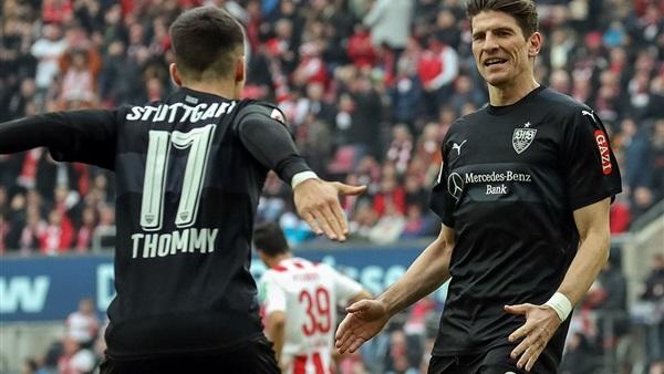 : شتوتجارت يهزم كولن بثلاثية في الدوري الألماني