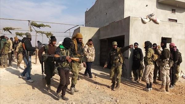 : تركيا تصعد ضد الجيش السورى فى عفرين