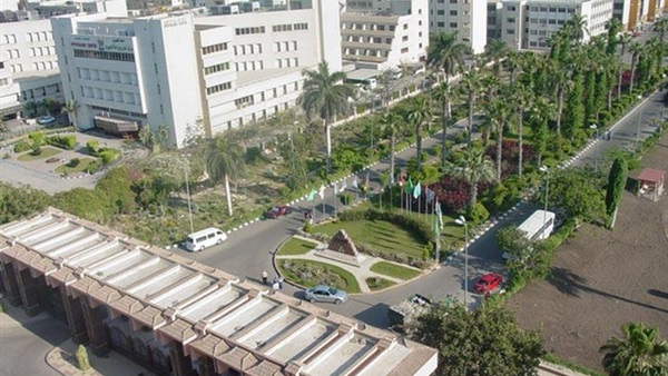 : اليوم.. تواصل فعاليات حملة  عيشها صح  بجامعة المنصورة