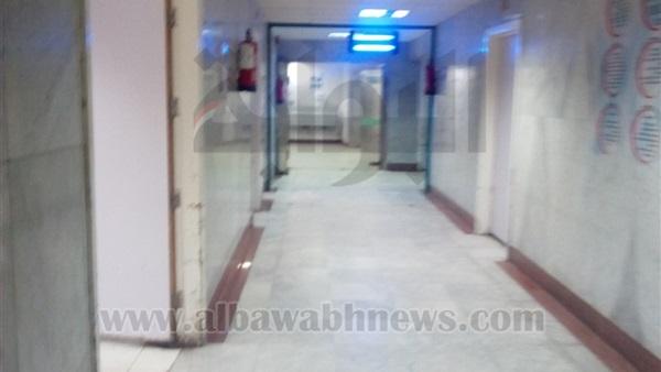 : بالصور.. مستشفى الغردقة العام خالٍ من الأطباء والعاملين