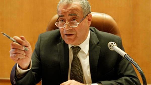 : وزير التموين: 21% مساهمة متوقعة للتجارة الداخلية بالناتج المحلي