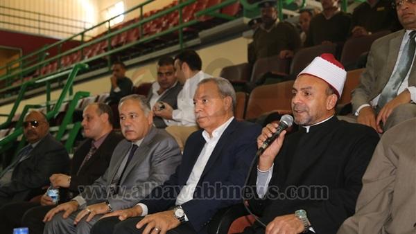 : محافظ قنا يشهد قرعة وزارة الداخلية لأداء فريضة الحج