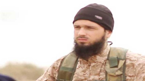 : وفاة  قاطع رؤوس  داعش في ظروف غامضة