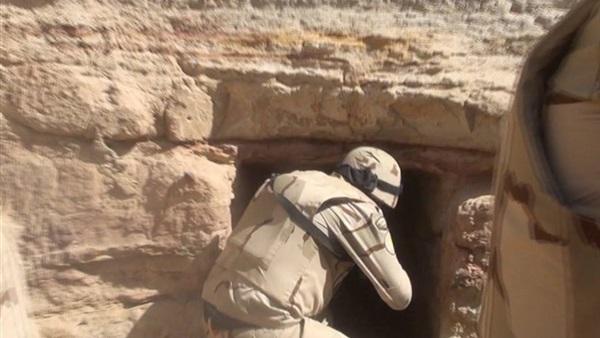 : سيناء 2018.. تدمير 33 مزرعة بانجو وخشخاش وضبط 7430 كيلو مخدرات